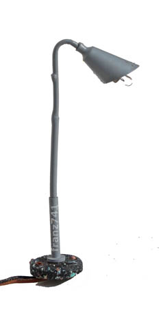 Brawa-4591-N-Modell-Leuchte-Bahnuebergangs-und-Betriebsleuchte