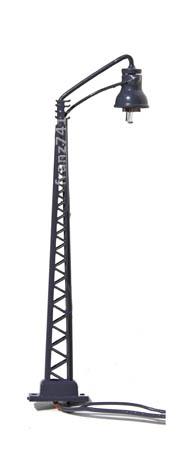 Brawa-4593-N-Modell-Leuchte-Gittermastleuchte