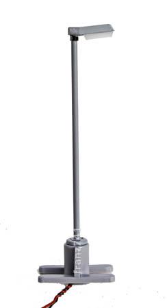 Viessmann-6497-N-Modell-Leuchte-Strassenleuchte-modern-messing