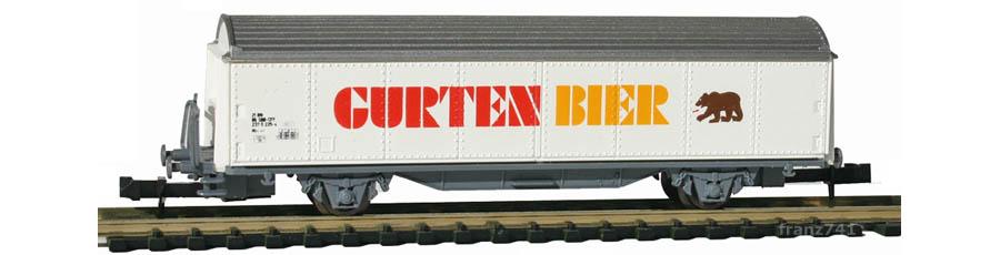 AKU-9010-Schiebewandwagen-SBB-GURTEN-BIER-Basis-Roco