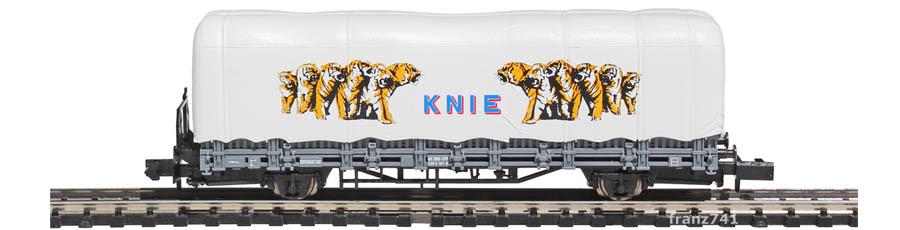 Arnold-0168-5-Kps-Rungenwagen-KNIE-Set-Tiger