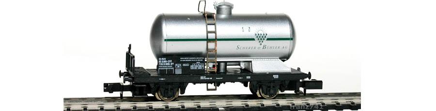 Arnold-4327-Tankwagen-SBB-SCHERER-BUEHLER
