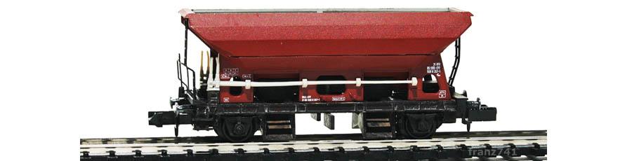 Arnold-4481-Silowagen-SBB-braun