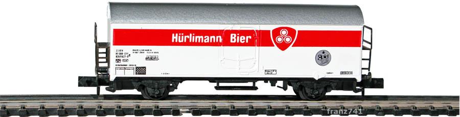 Arnold-4585-Ichqrs-Kuehlwagen-Huerlimann-Bier