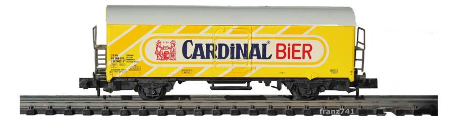 Arnold-4587-Ichqrs-Kuehlwagen-Cardinal-Bier