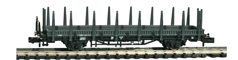 Arnold-Hornby-6001-Rungenwagen-SBB-grau