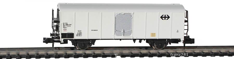 Brawa-67100-2-Kuehlwagen-SBB-weiss