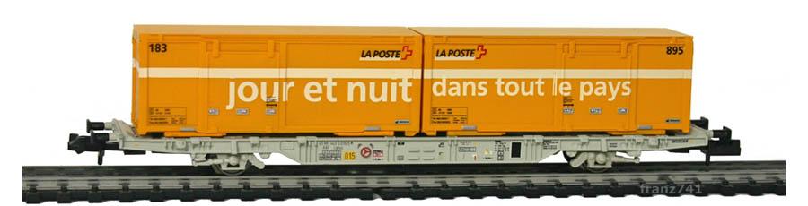 Creanorm-5017-Containerwagen-SBB-mit-Postcontainern_jour-et-nuit_dans-tout-le-pays