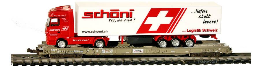 Fleischmann-8273-04-HUPAC-Zwischen-Niederflurwagen-SCHOENI-SBB-grau