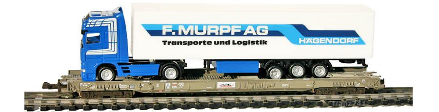 Fleischmann-8273-05-HUPAC-Zwischen-Niederflurwagen-F-MURPF-AG-SBB-grau