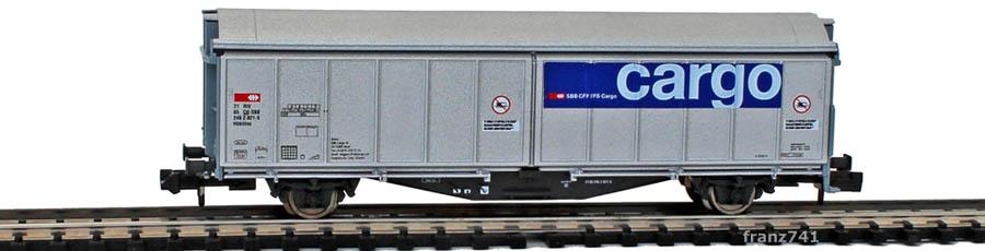 Fleischmann-8373-01-02-Hbbillns-Schiebewandwagen-Set-Cargo