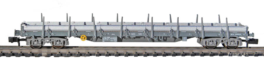 Fleischmann-90-8287-Res-Rungenwagen-SBB-grau