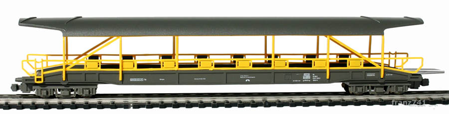 Hobbytrain-23061-1-Set-Auto-Verladewagen-BLS
