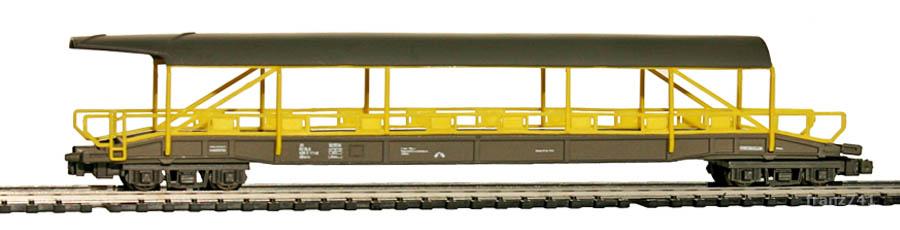 Hobbytrain-30002-V1-Auto-Verladewagen-kurz-BLS
