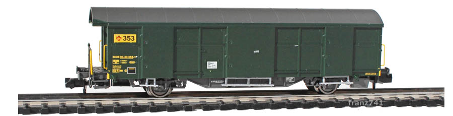 Mabar-86400-Z2-Postwagen-353-gruen-Epoche-IV_1Seite