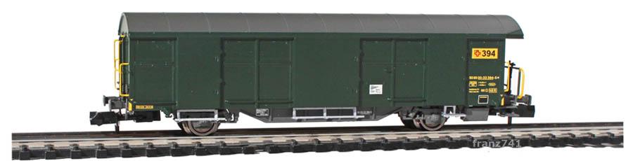 Mabar-86400-Z2-Postwagen-394-gruen-Epoche-IV_2Seite
