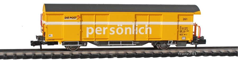 Mabar-86500-Z2-Postwagen-261-gelb-deutsche-Beschriftung_2Seite