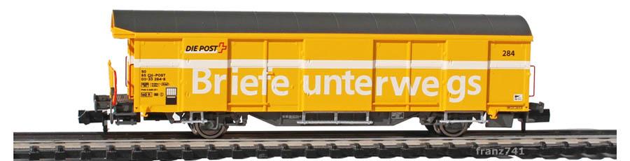Mabar-86500-Z2-Postwagen-284-gelb-deutsche-Beschriftung_1Seite