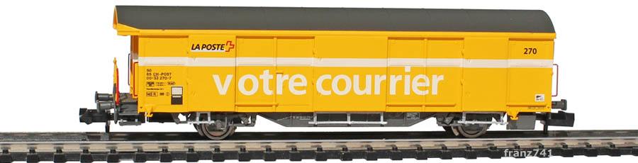 Mabar-86501-Z2-Postwagen-270-gelb-franzoesische-Beschriftung_1Seite