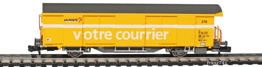 Mabar-86501-Z2-Postwagen-270-gelb-franzoesische-Beschriftung_2Seite