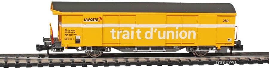 Mabar-86501-Z2-Postwagen-280-gelb-franzoesische-Beschriftung_1Seite