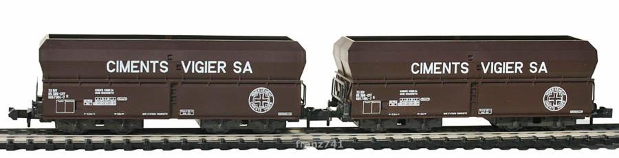 Minitrix-13287-61-Schuettgutwagen-SBB-VIGIER-CEMENT