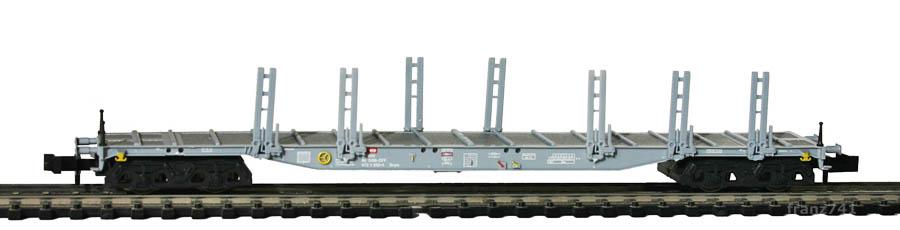Minitrix-13875-Snps-Rungenwagen-SBB
