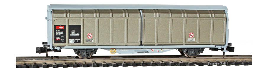Minitrix-15074-09-Hbbillns-Schiebewandwagen-SBB-silber