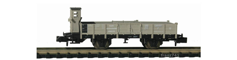 Minitrix-15122-5-Gotthard-Gueterwagen-Set-Niederbord-SBB