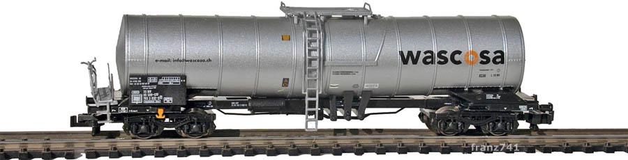 Minitrix-15645-13-Knickkesselwagen-SBB-Wascosa