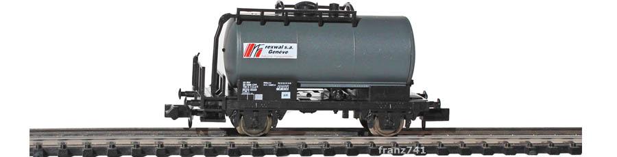 Minitrix-17102-910-Tankwagen-SBB-REXWAL
