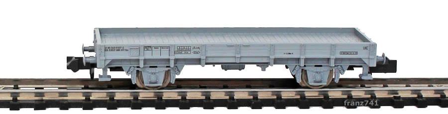 Minitrix-Set-11471-Kps-Flachwagen-SBB