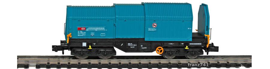 Modellbahn-Union-MU30003C-Teleskophaubenwagen-SBB_S2