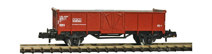 Piko-0017-L7-Hochbordwagen-hellbraun-SBB