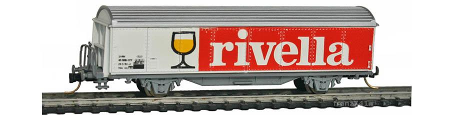 Roco-25066-Hbis-Schiebewandwagen-RIVELLA-SBB