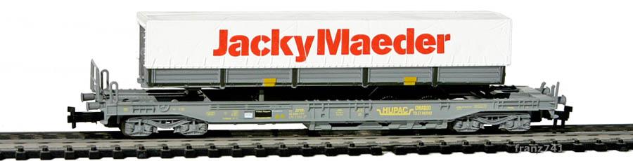 Roco-25146-Sdkmms-HUPAC-Taschenwagen-JACKY-MAEDER-SBB