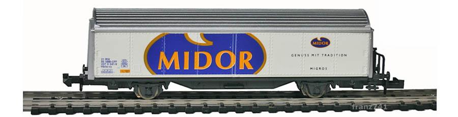 Roco-25229-Hbils-Schiebewandwagen-MIDOR-SBB