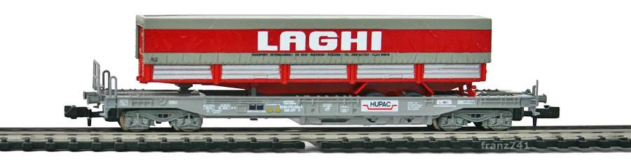 Roco-25295-Sdkmms-HUPAC-Taschenwagen-LAGHI-SBB