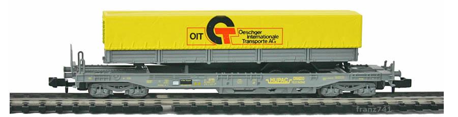 Staiber-25148-1-Sdkmms-HUPAC-Taschenwagen-OESCHGER-SBB-Basis-Roco