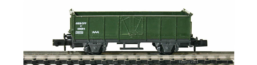 Swisstoys-34b-L7-Hochbordwagen-gruen-SBB