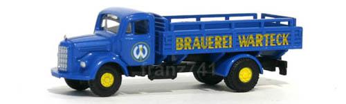 LKWs-LEMKE-MINIS-LC3016-Merceds-L3500-Brauerei-Warteck