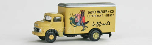 LKWs-LEMKE-MINIS-LC3415-Mercedes-L322-Koffer-LKW-Jacky-Maeder