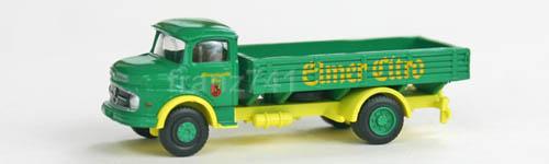 LKWs-LEMKE-MINIS-LC3416-Mercedes-L322-offene-Pritsche-Elmer-Citro
