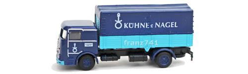 LKWs-LEMKE-MINIS-LC3613-Buessing-LU-11-16-Pritsche-Plane-Kuehne-Nagel