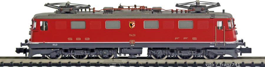 V_Lemaco-N-012-1a_Ae-6-6-SBB-11429-rot-Altdorf