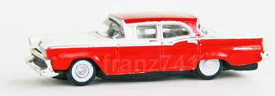PKWs-Classic-Metal-Works-50269-Ford-Fairlane-Sedan-torch-red