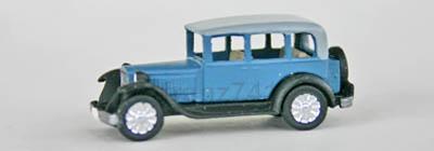 PKWs-MZZ-f146-Mercedes-Typ-Stuttgart-1929-blau