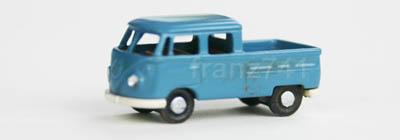 PKWs-Marks-2222-VW-t2-Doppelkabine-blau