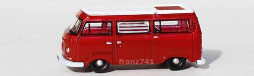 PKWs-Oxford-Diecast-NVW004-VW-T2-Camper-Westfalia-bordeaux