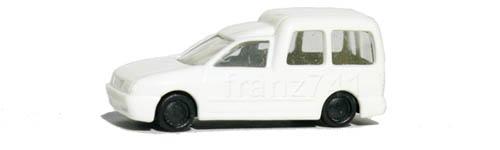 PKWs-Rietze-16013-VW-Caddy-Bus-weiss